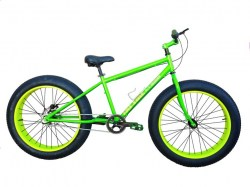Xtreme Fat Tire Bikes for All Terrains Snow, Sand, Street & Mountain